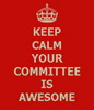 Your Committee is Awesome