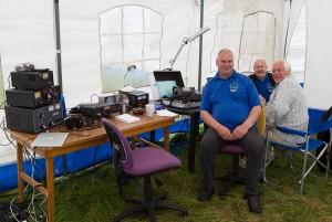 TSGARC Radio Tent