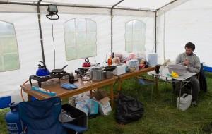 TSGARC Catering/Domestic Tent