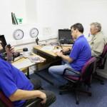 TSGARC Radio room